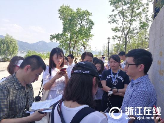 美丽中国长江行︱他们跨过山河大海 相聚浙江共鉴生态之美
