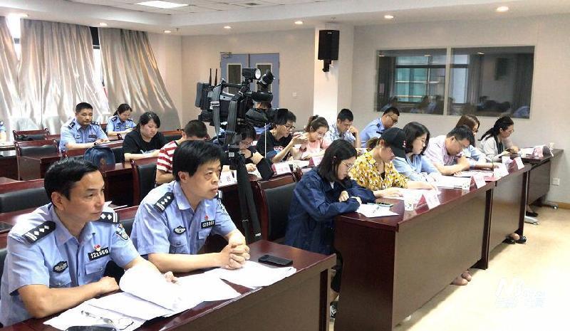"""宁波警方扫黑除恶打掉19个""""套路贷""""团伙"""