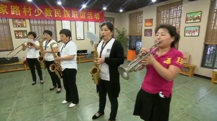 慈溪傅家路村文化礼堂:众人建 众人管 众人享