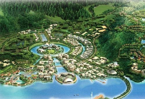 奉化区总体规划出炉,定位为中国佛教名山旅游胜地,宁波南部中心城区