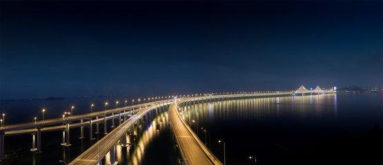 宁波改革开放40年印迹·人物:吕忠达:杭州湾跨海大桥见证者
