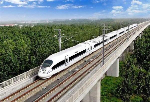 高速铁路(宁波经台州,温州至福州),形成贯通浙江沿海的高速铁路大通道