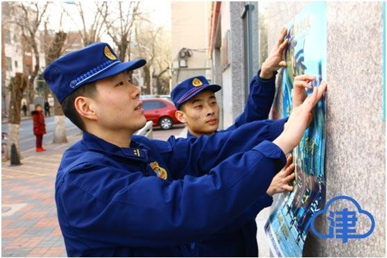 【新春走基层】没有鞭炮声的春节 消防救援人员依旧坚守岗位
