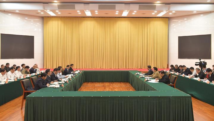 中央扫黑除恶第11督导组与浙江省第一次通报对接会在杭召开