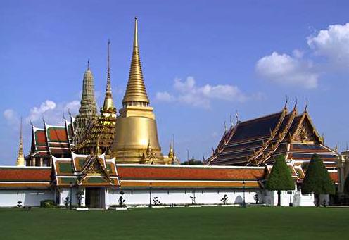 泰国大王宫景区将暂停开放 中国使馆发布旅游提醒