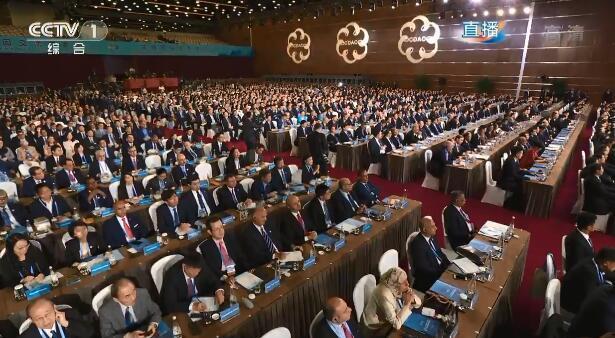 回放|亚洲文明对话大会开幕 国家主席习近平出席并发表主旨演讲