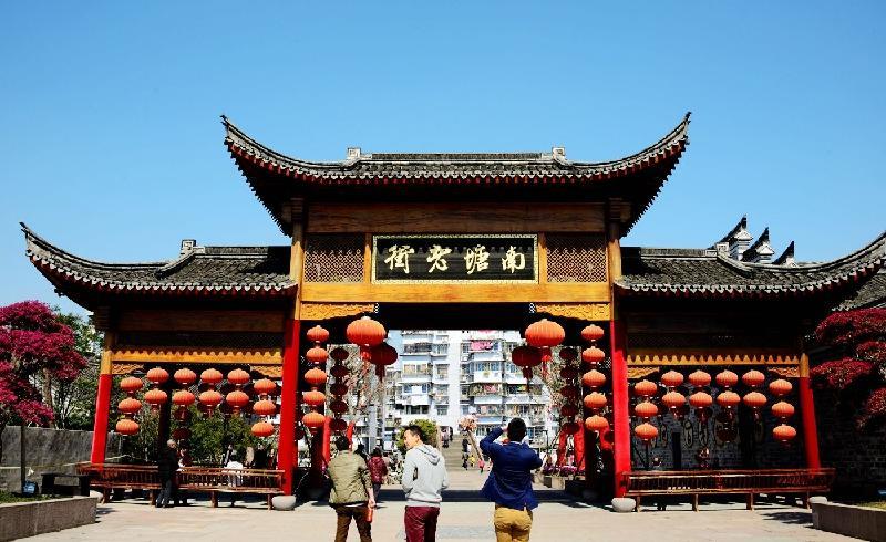 【航拍】江南水乡文化印记——南塘老街
