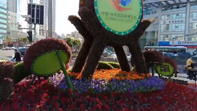 中国,中东欧国家博览会