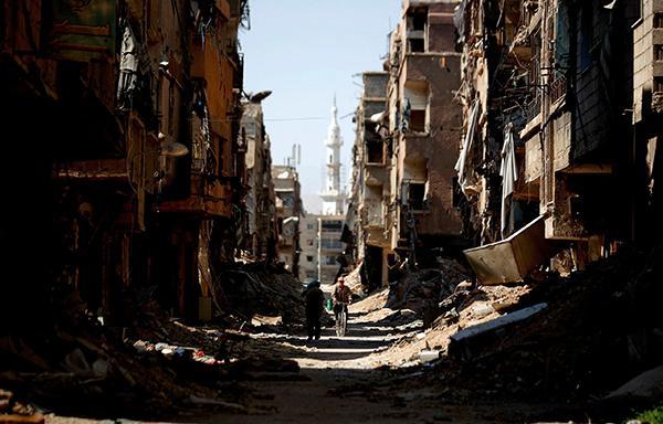 叙利亚战事仍在进行,中使馆提醒中国公民谨慎前往大马士革