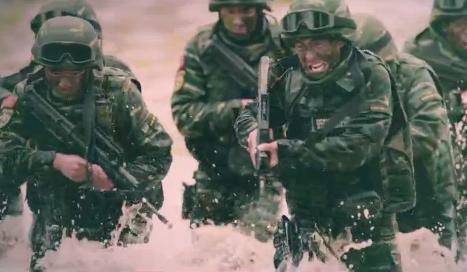 微电影《依法服兵役  参军我光荣》——现强军目标 建设世界一流军队