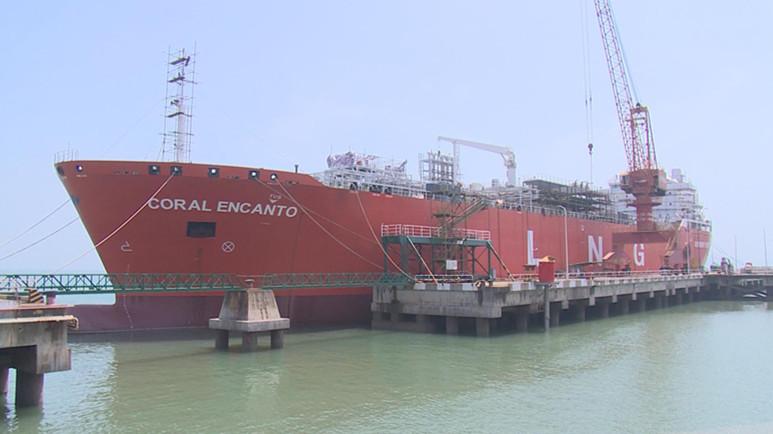 产业争先|新乐造船:国内首制3万方LNG船基本完工