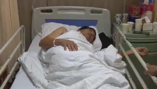 坚守·初心|险些瘫痪!宁海62岁村干部凌晨抢险被树枝砸伤