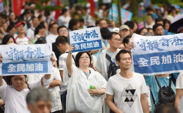 针对香港职工会联盟26日集会,国泰航空:对暴力行为零容忍