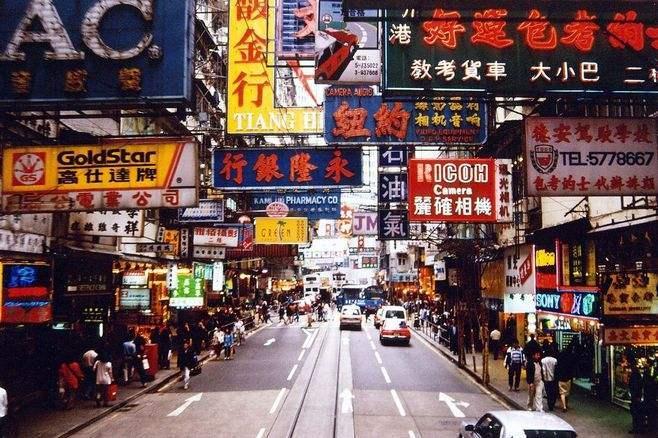 """香港:商铺寻租随处可见 购物天堂""""冷风""""频吹"""