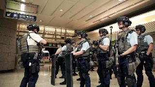 香港警队部分警员将在十一期间赴北京参加国庆庆典