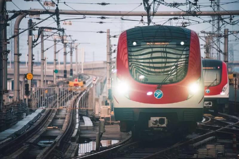 跨年夜,宁波地铁推迟40分钟收车!时刻表请收好
