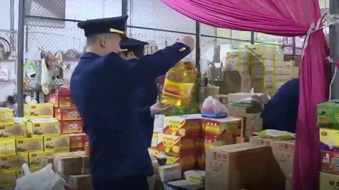 春节临近  年货专项检查让舌尖上的安全有保障