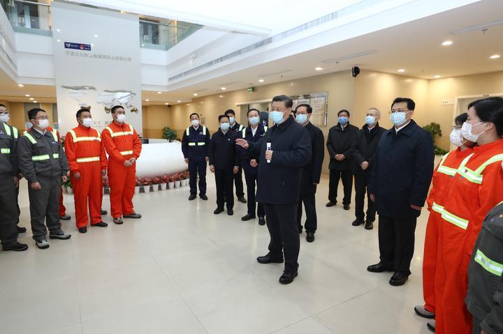 亲切的关怀,巨大的鼓舞!习近平总书记考察浙江在全省干部群众中引起强烈反响