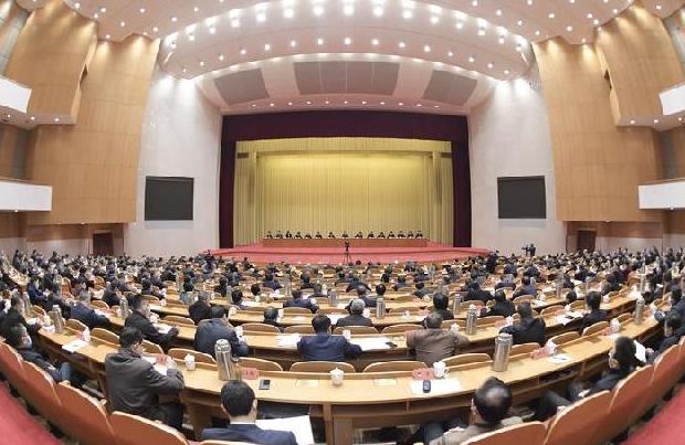 省委常委会扩大会议学习贯彻习近平在浙考察重要讲话精神