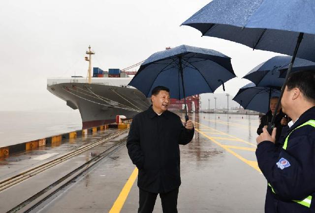 习近平总书记在浙江考察引发宁波广大干部群众热烈反响 从危机和困难中捕捉机遇