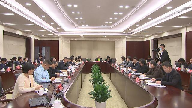 全市企业学习贯彻习近平总书记在浙江、宁波考察时的重要讲话精神座谈会举行