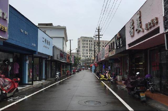"""160家商户轮流当""""值日生"""",北仑这条商业街面貌大变"""