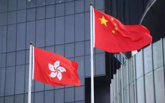 香港市民团体自发组织全民国家安全教育日推广活动