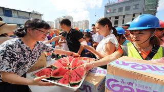人人尽力 人人享有 鄞州区百丈街道市民群众共同参与文明城市创建纪事