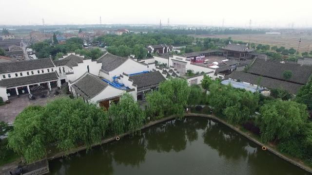 走向我们的小康生活丨澥浦镇十七房村:古风新韵民安居