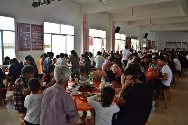 央广中国之声点赞宁波农村办酒宴不比排场比节俭