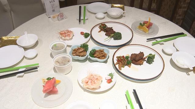 减分量精设计 老字号饭店倡导节俭用餐