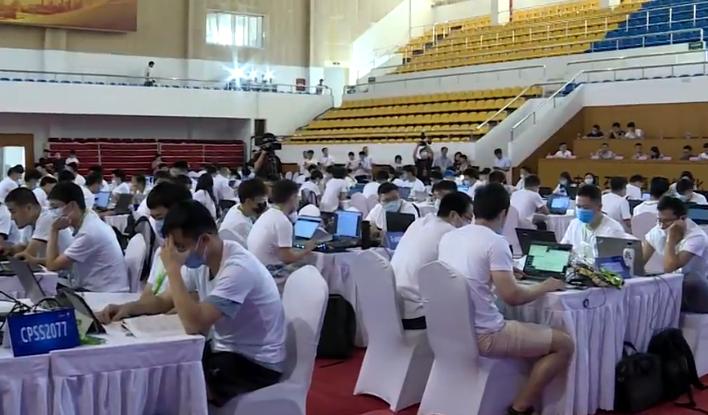 浙江省首届工业控制网络安全技能大赛在镇海举办