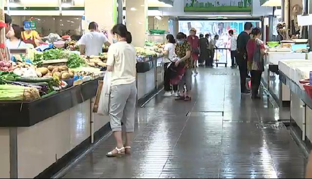 与文明同行丨宁波菜市场改出文明新风尚