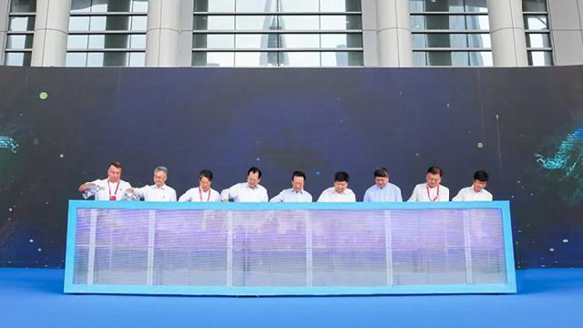 2020海丝之路(中国·宁波)文旅博览会开幕