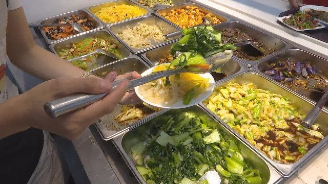 吃多少点多少 拼菜成甬城新风尚