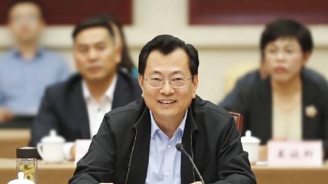 延边州党政代表团来甬考察 田锦尘裘东耀座谈并见证签约