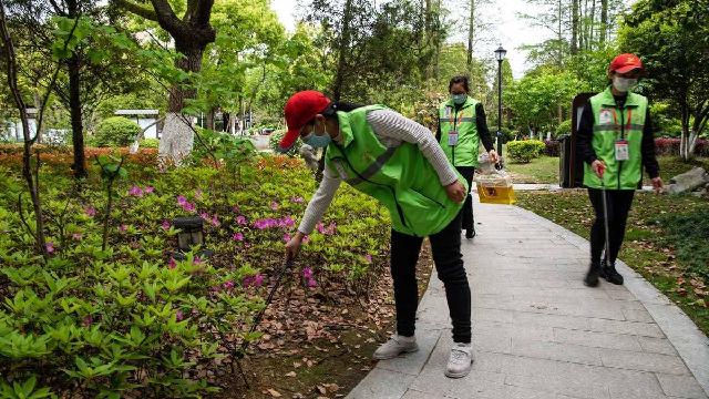 《人民日报》聚焦宁波鄞州志愿服务:播撒文明火种