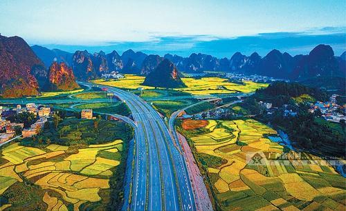 广西宣布54个贫困县全部脱贫摘帽