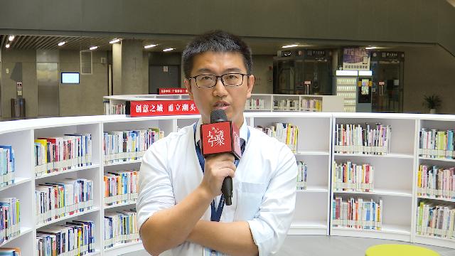 66秒,6连冠!|宁波图书馆馆员周爱武:倡导文明阅读,让更多人走进图书馆沐浴书香!