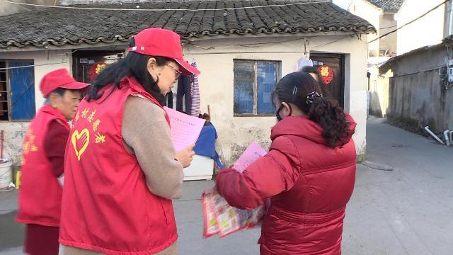 新春走基层·留在宁波丨留人更留心 舒后村关爱行动相伴