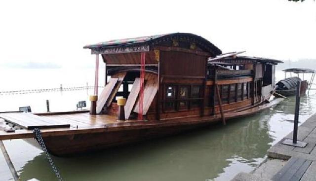 嘉兴:小小红船承载千钧 从这里开启跨世纪航程