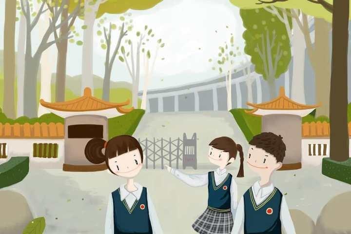 浙江省第一届文明校园公布啦!宁波这几所学校上榜