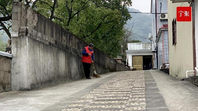 小村镇 大文明丨走进第六届全国文明村镇:鄞州三塘村