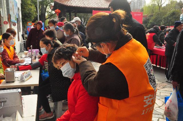 江北首个街道文明实践联盟启动
