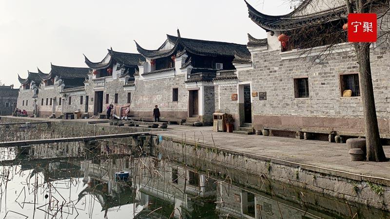小村镇 大文明丨走进第六届全国文明村镇:鄞州走马塘村