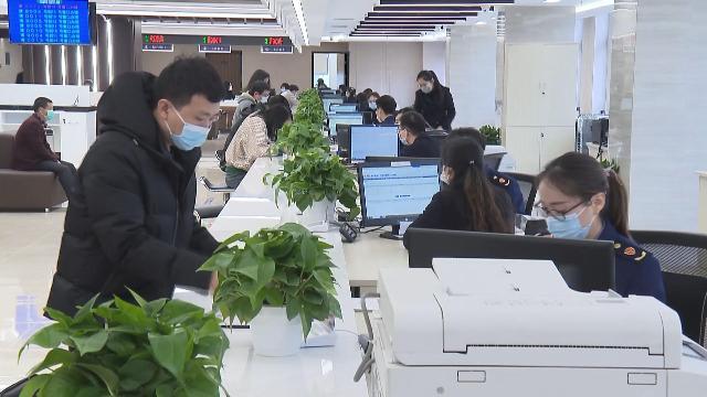 """江北:数字化赋能""""一件事""""改革 事项联办 问题联治"""