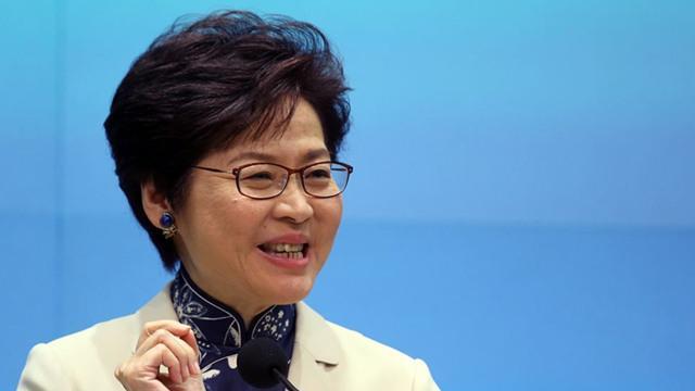 林郑月娥:今年国家安全教育日座谈会主题将包含政治安全
