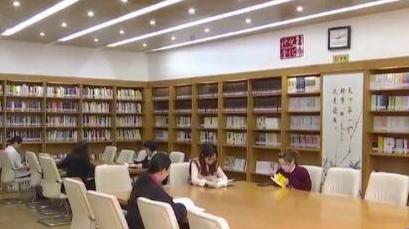 上央视:宁波推广全民阅读 书香浸润乡村