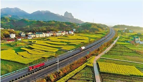 沿着高速看浙江丨大美黄衢南 串联三省带来哪些变化