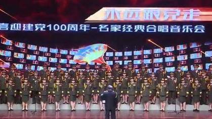 喜迎建党100周年 大榭举办《永远跟党走》名家经典音乐会